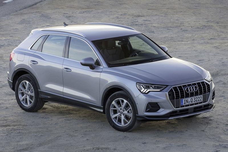 1. Audi Q3 2020 (giá khởi điểm: 34.700 USD, điểm tổng thể: 8,4/10).