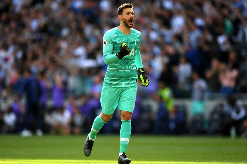 Thủ môn: Hugo Lloris (Tottenham).