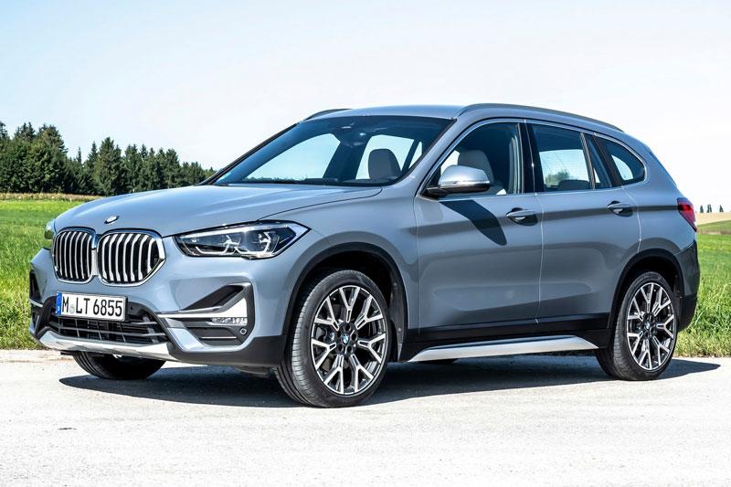 2. BMW X1 2020 (giá khởi điểm: 35.200 USD, điểm tổng thể: 8,4/10).
