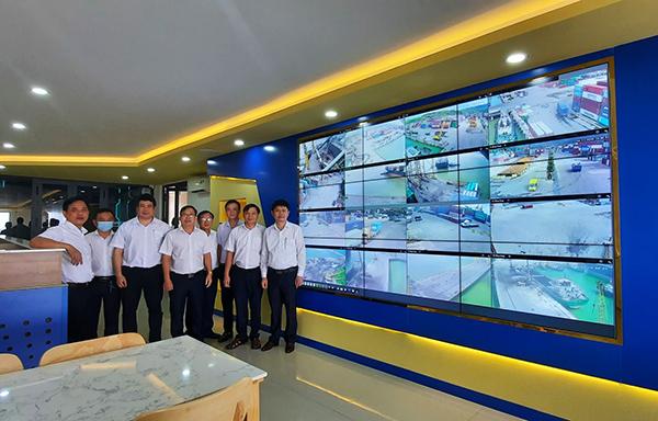 Cảng Đà Nẵng đưa vào vận hành Trung tâm điều hành và khai thác container