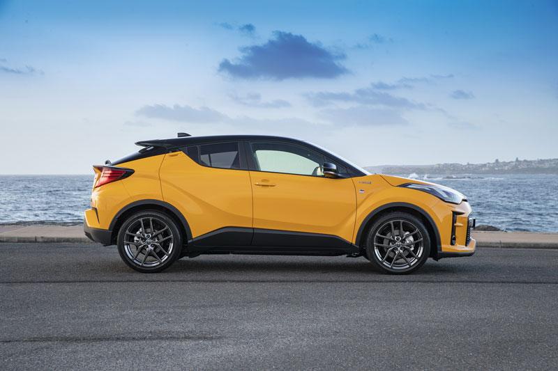 Khám phá SUV thể thao của Toyota, giá từ 644 triệu đồng