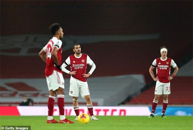 Arteta ở Arsenal: 'Lên voi xuống chó' chỉ có 1 năm