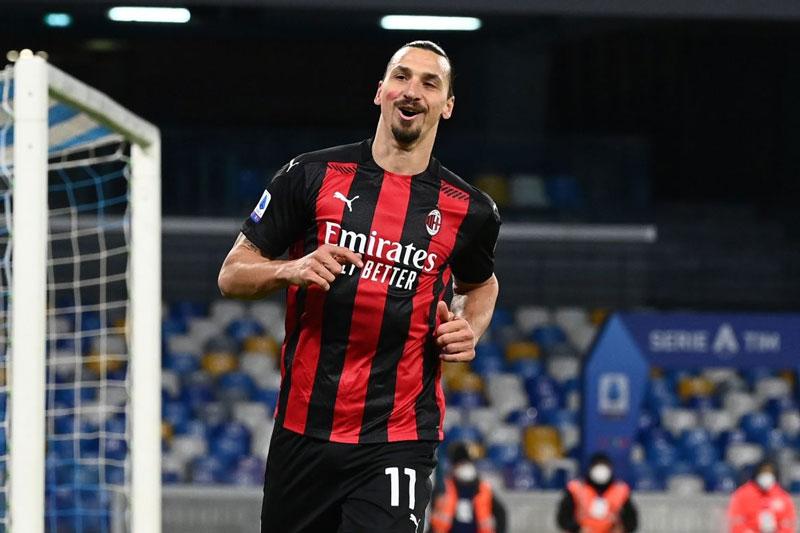 Dù đã bước sang tuổi 40 nhưng Ibrahimovic vẫn thi đấu rất ấn tượng.
