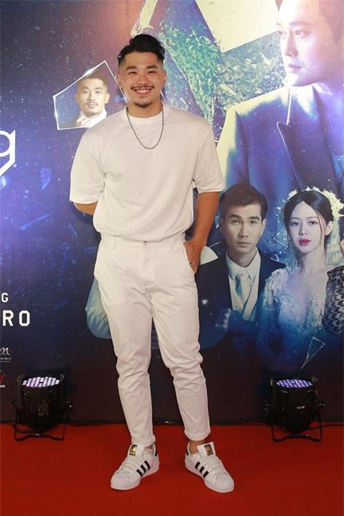 Diễn viên Huỳnh Đức.