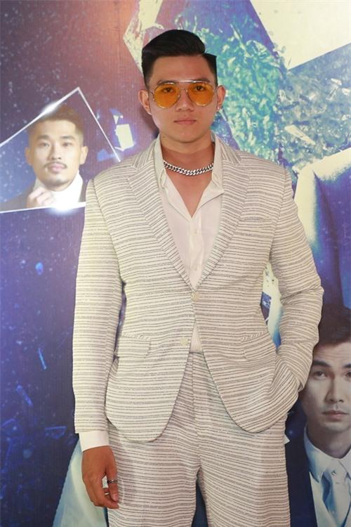 Người mẫu Trần Minh Hảo.