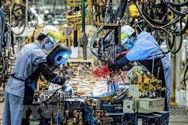 Sản xuất ngành công nghiệp tăng hơn 3%