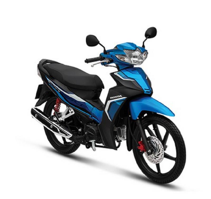 Top 5 xe số ăn khách giá dưới 25 triệu đồng tại Việt Nam
