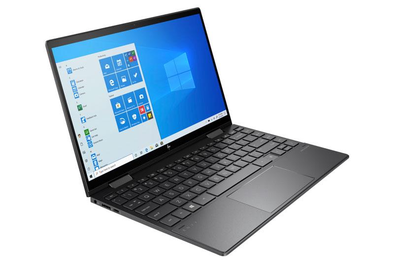 2. HP Envy X360 2020 (giá khởi điểm: 750