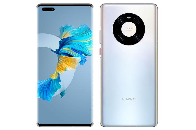 2. Huawei Mate 40 Pro (684.069 điểm).