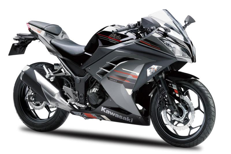 Kawasaki Ninja 300 ABS.