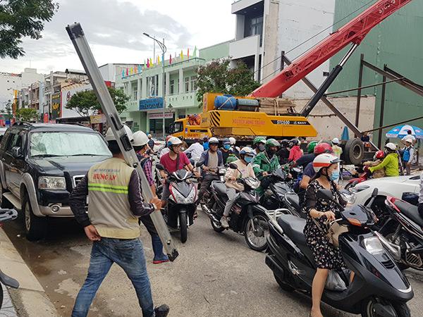 Phố thời trang Lê Duẩn (Đà Nẵng) sẽ cấm đỗ xe trong giờ cao điểm kể từ đầu năm 2021