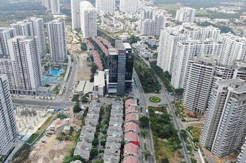 Bộ Xây dựng: Dù dịch bệnh, giá bất động sản vẫn không 'giảm nhiệt'