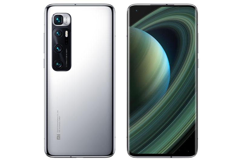 3. Xiaomi Mi 10 Ultra (671.045 điểm).