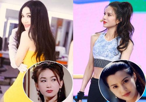'Tiểu Long Nữ và Phan Kim Liên đọ sắc': Vẻ đẹp không tuổi U60, không sinh con để giữ dáng
