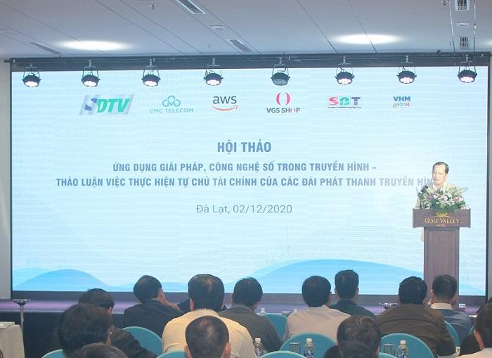 Bàn giải pháp để đài Phát thanh - Truyền hình địa phương thực hiện tự chủ tài chính từ năm 2021
