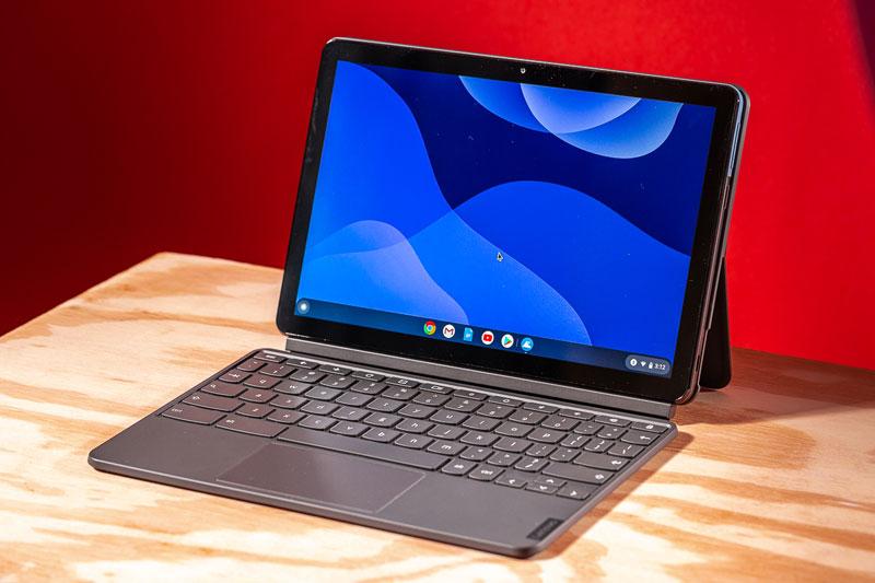 7. Lenovo Chromebook Duet (giá khởi điểm: 299 USD).