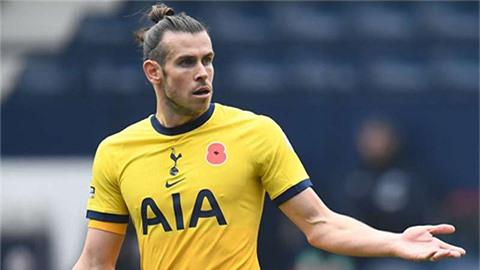 Tottenham bị thúc phải gửi Bale trở lại Real