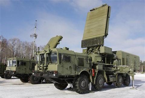 Vu khi di san khong the phat hien radar Nga