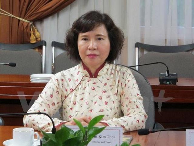 Công an vận động bà Hồ Thị Kim Thoa về nước trình diện