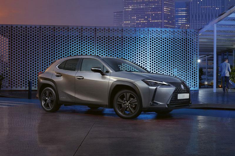 Lexus UX 250h đời 2021 sành điệu hơn với phiên bản thể thao cao cấp mới