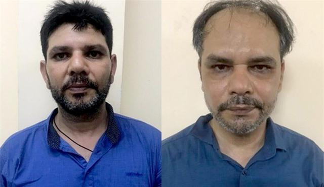 2 người Pakistan vờ mua hàng rồi giật cọc tiền 25 triệu đồng - 1