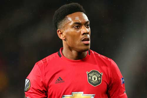 Anthony Martial: Đứa trẻ to xác