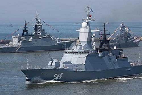 Mỹ tin tương lai của Hải quân Nga: Vị trí thứ 5