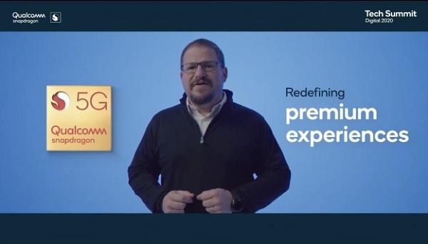 Ông Cristiano Amon, Chủ tịch Tập đoàn Qualcomm khẳng định nền tảng nền tảng di động flagship Snapdragon 888 sẽ tái định nghĩa trải nghiệm cao cấp.