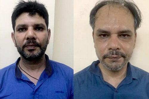 TP.HCM: 2 người Pakistan vờ mua hàng rồi giật cọc tiền 25 triệu đồng
