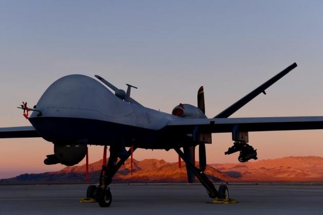 Máy bay không người lái tấn công MQ-9 Reaper của Mỹ sẽ được điều động tới Ukraine. Ảnh: Avia-pro.
