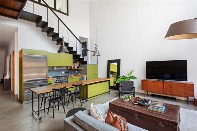 Choáng ngợp không gian bên trong ngôi nhà cải tạo từ garage có giá gần 3,4 triệu USD - ảnh 2