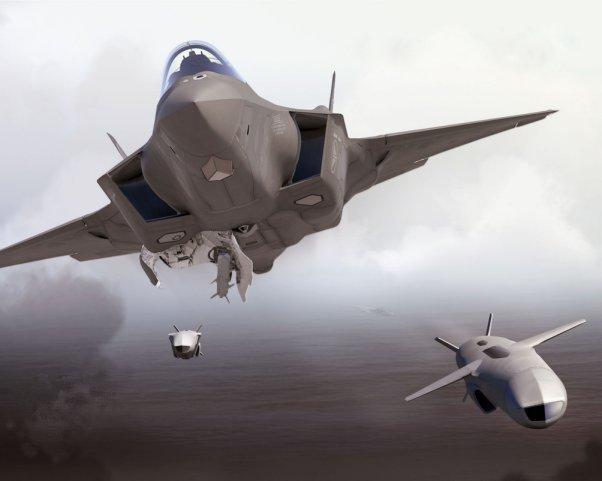 Tên lửa JSM sẽ là vũ khí tấn công tầm xa lợi hại của tiêm kích F-35 Nhật Bản. Ảnh: Janes Defense.