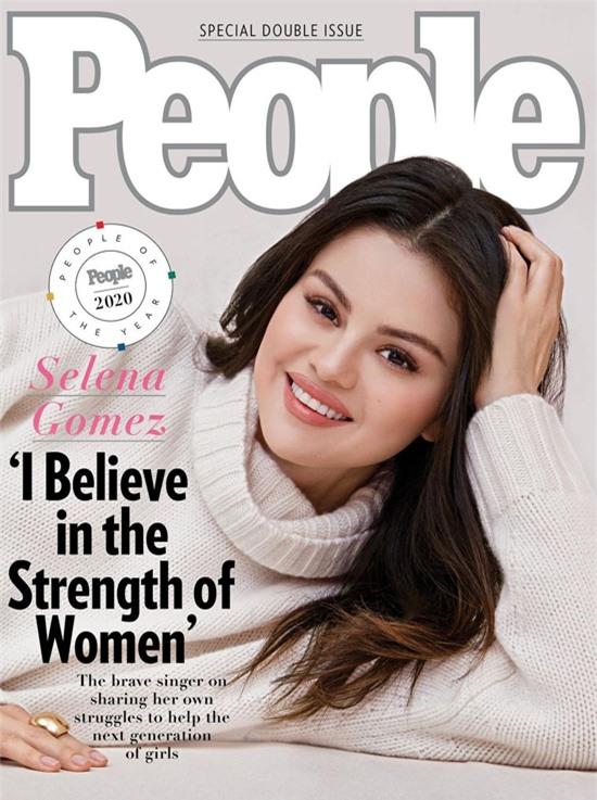 People vinh danh Selena vì những thành công rực rỡ trong năm qua. Album Rare phát hành hồi tháng 1 của cô đạt vị trí số một trong nhiều bảng xếp hạng, series nấu ăn Selena + Chef trên HBO thu hút lượng lớn khán giả. Selena là một trong những người được theo dõi nhiều nhất trên Instagram với 195 triệu follower, trở thành nền tảng để cô lan tỏa chiến dịch đấu tranh giành quyền bình đẳng cho người da màu vào tháng 6 vừa qua. Thêm vào đó, Selena cũng đã ra mắt thương hiệu mỹ phẩm Rare Beauty với mong muốn thu được 100 triệu USD trong vòng 10 năm để giúp đỡ những người gặp vấn đề sức khỏe tâm thần.