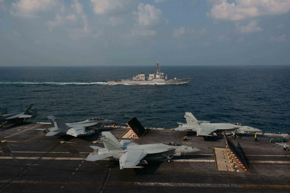Hải quân Mỹ sẽ tái lập Hạm đội Đại Tây Dương. Ảnh: Military.com.