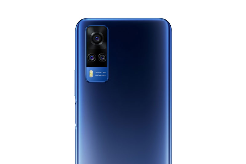 Vivo ra mắt smartphone RAM 8 GB, pin 5.000 mAh, giá gần 6 triệu