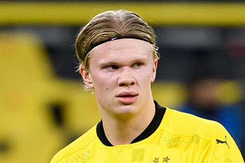 Dortmund mất 'sát thủ' Haaland đến đầu năm 2021