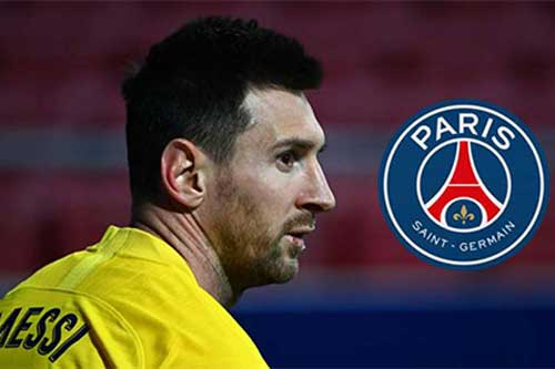 Sau Neymar, thêm sao đồng hương rủ Messi đến PSG