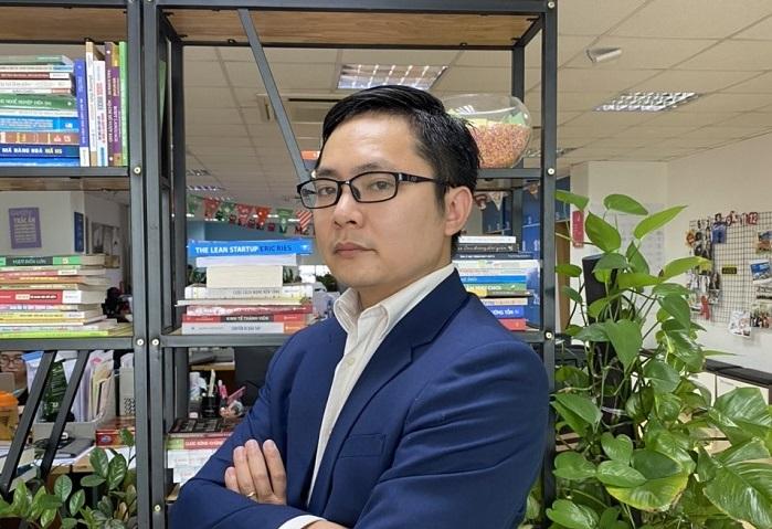CEO Getfly – Từng là Giám đốc làm việc không lương, dám...hàng đầu Việt Nam