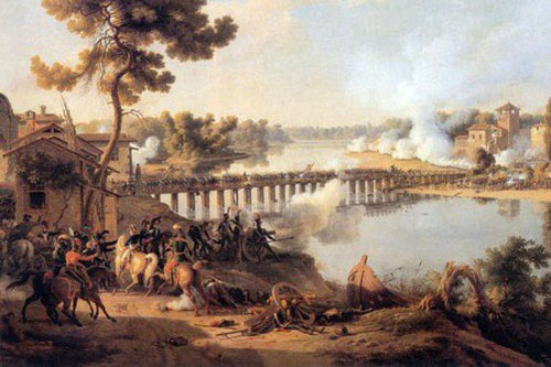 """Thời khắc Napoleon """"một bước"""" thành huyền thoại quân sự"""