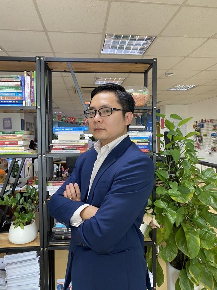 Anh Nguyễn Huy Hoàng - CEO Getfly CRM