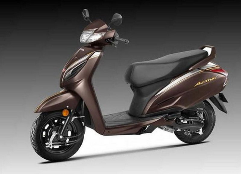 2021 Honda Activa 20th Anniversary Edition.