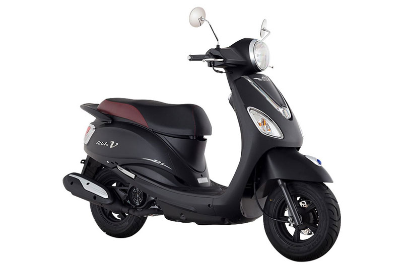SYM Attlila-V 125 EFI Smart Idle.