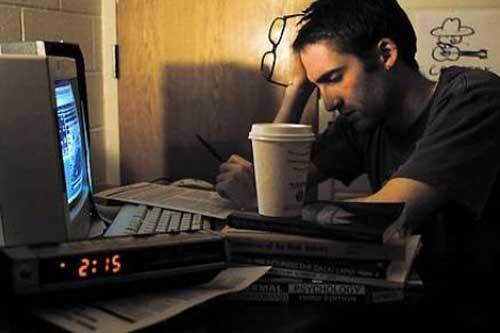 Chế độ ăn cho người hay thức khuya