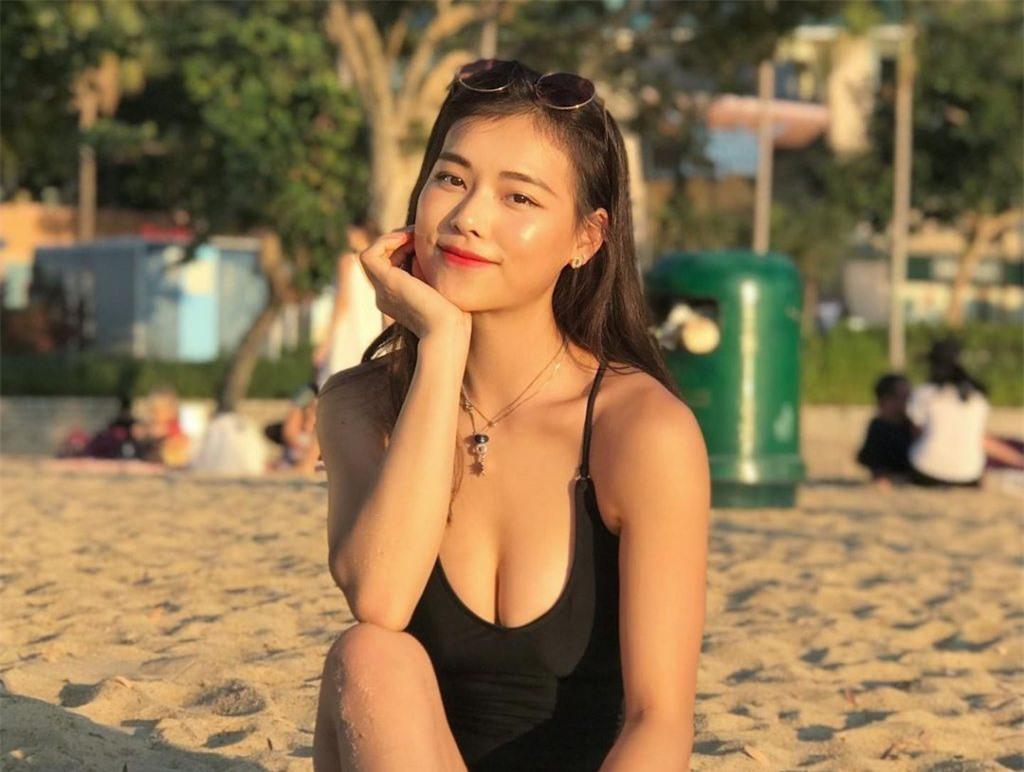 Đứng vị trí thứ 6 trong cuộc thi Miss Hong Kong 2020, Liệu Tuệ Nghi chia tay Sam.
