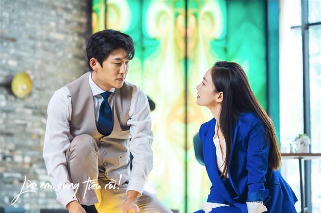 Go Joon trong vai gã chồng quái kiệt của Lừa em, cưng tiêu rồi.
