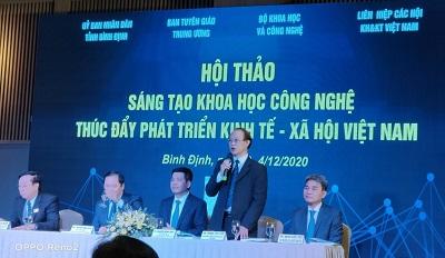 Quang cảnh Hội thảo sáng ngày 3/12.