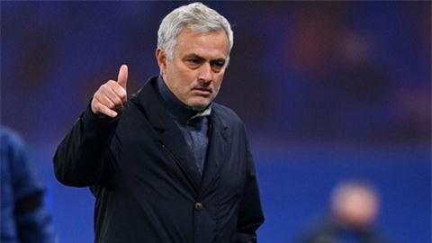 Mourinho so sánh Tottenham với M.U sau trận hòa với LASK tại Europa League