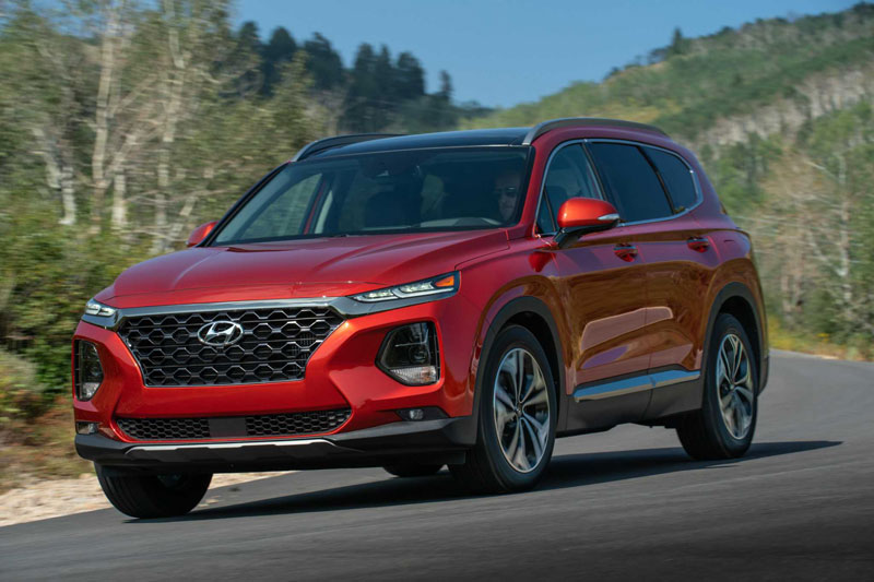Top 10 xe gia đình đáng tin cậy nhất năm 2020: Hyundai Santa Fe đầu bảng