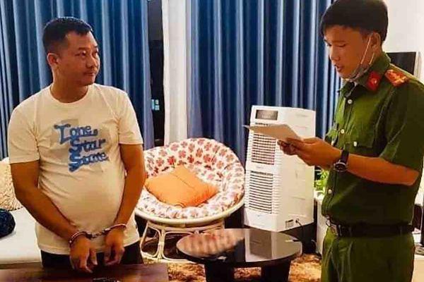 Bắt tạm giam Trịnh Quốc Hưng (40 tuổi, quê Hưng Yên) về tội lừa đảo chiếm đoạt tài sản.