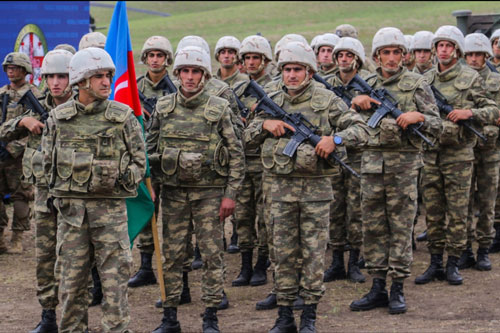 Azerbaijan công bố số lượng binh sĩ thiệt mạng chính thức do chiến tranh Karabakh